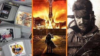 N64 Classic HOAX + Fallout New Vegas Dev