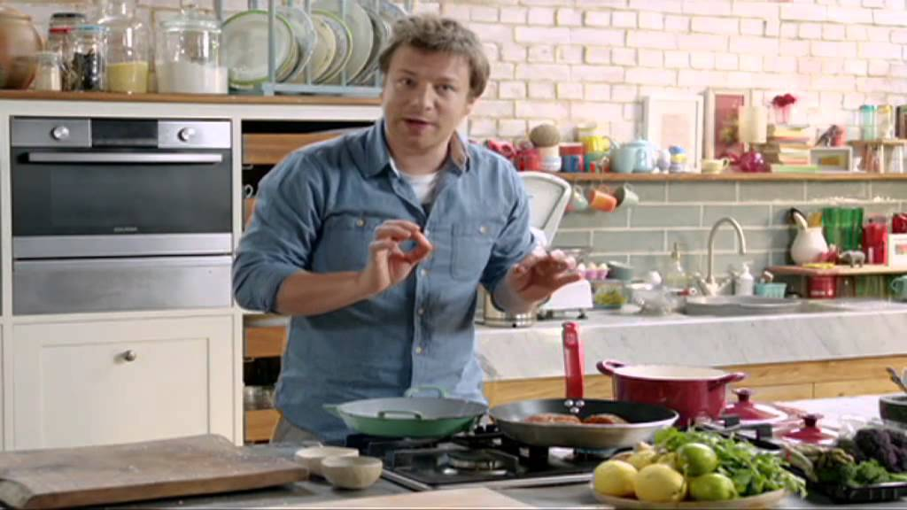 30 minutos con jamie oliver en 13tv l v horas for Cocinando 15 minutos con jamie
