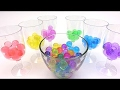 DIY How to make 'Super Orbeez Magic Growing Water Ball' Learn Colors Slime Clay