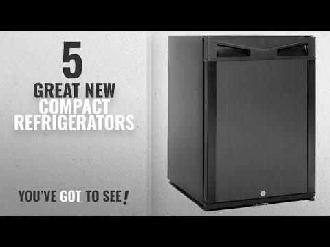 Top 10 Smad Compact Refrigerators [2018]: SMAD Domestic Absorption Portable Mini Refrigerator with