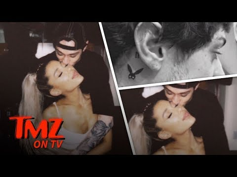 Ariana Grande's New Relationship Is Moving REALLY Fast | TMZ TV