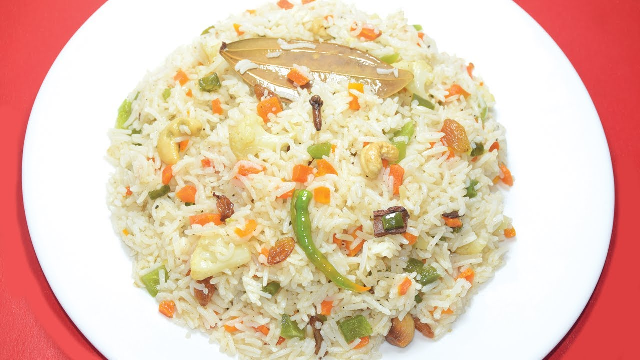 Fried rice most popular bengali style vegetable fried rice recipe fried rice most popular bengali style vegetable fried rice recipe easy rice recipes ccuart Images