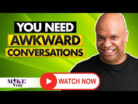 Awkward Conversations in Mental Health