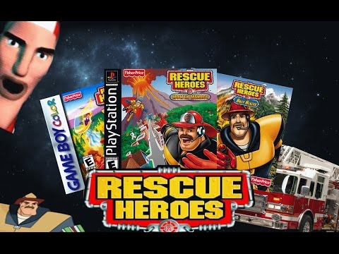 Rescue Heroes: The Worst Games I Have Ever Played