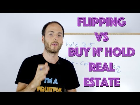 Flipping VS Buy And Hold Real Estate Investing | How To (Almost) Guarantee Profits!