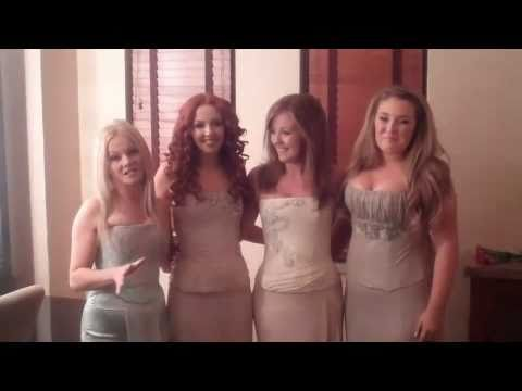 Celtic Woman / Chloë Agnew discuss ''Lullaby''