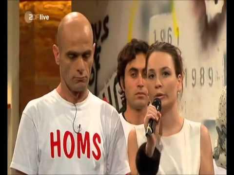 Offizielles Video: Friedensbotschaft: Ahmad Osman, Cornelia Lanz | Syrischer Chor Zuflucht: Janna