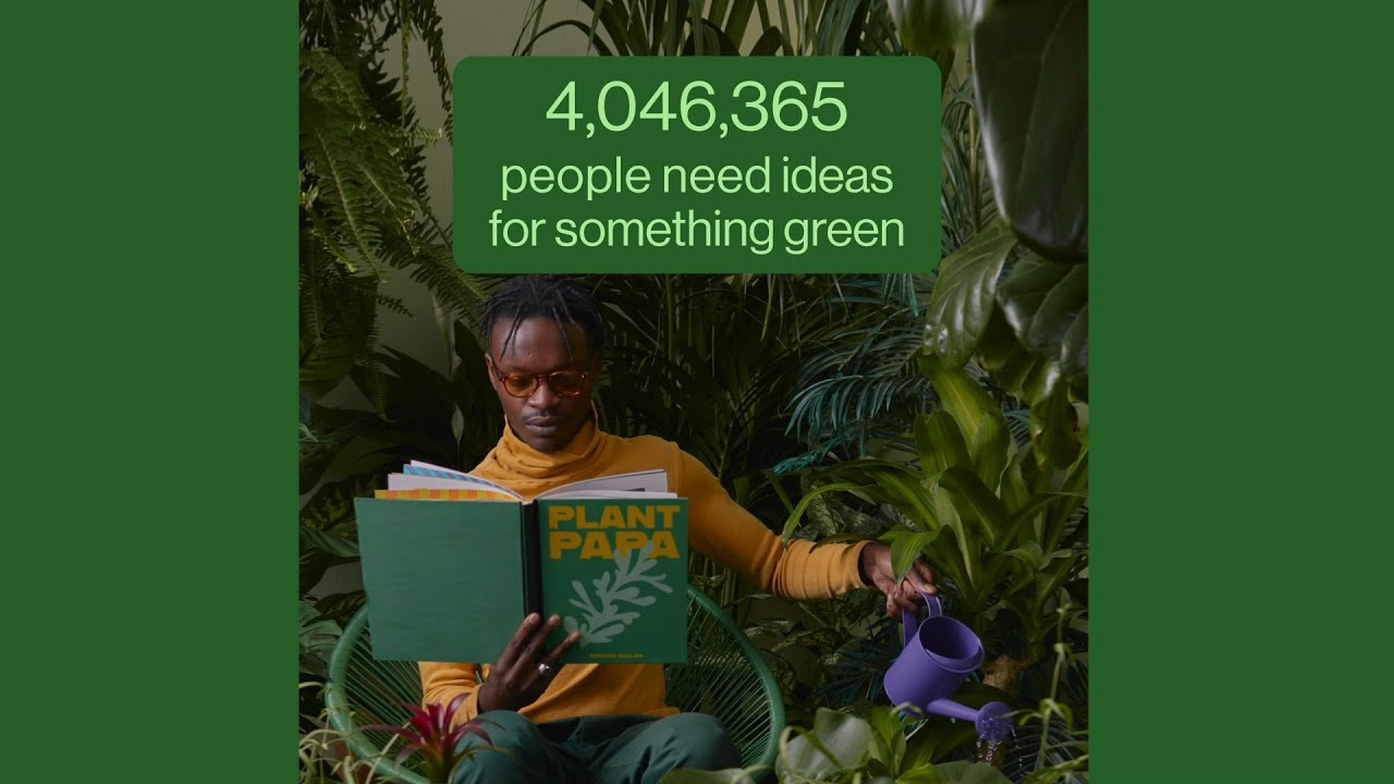 Ideas wanted: Something green