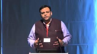 Israel-Asia Summit keynote speaker, Dr. Arvind Gupta