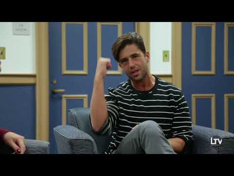 Josh Peck Interview 9/30/2017 @ TCNJ