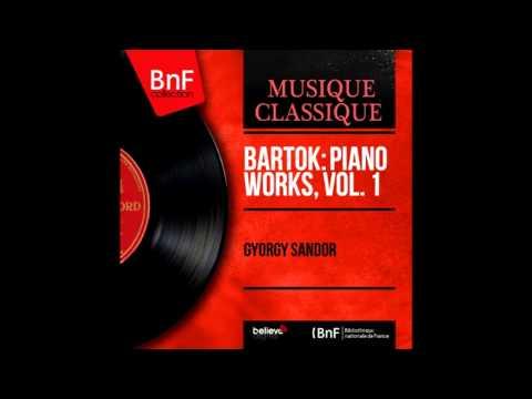 Bartók - Piano Works - Vol 1 - Mikrokosmos, Sz. 107, Book VI