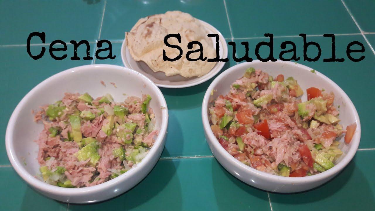 Cenas Nutritivas Y Saludables Para Bajar De Peso