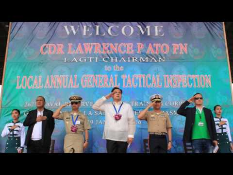 Local Annual General Tactical Inspection 2016