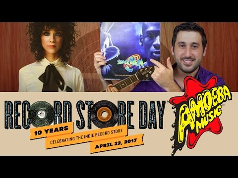 Record Store Day 2017 - The ESSENTIAL Guide