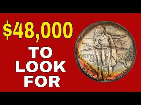 Coin You Should Know About!- Oregon Trail Memorial Half Dollar Coin!