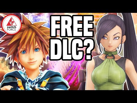 Super Smash Bros Ultimate: FREE DLC + CHARACTER REVEAL RUMOR for Nintendo Switch??