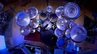 215 Limp Bizkit - Take A Look Around - Drum Cover