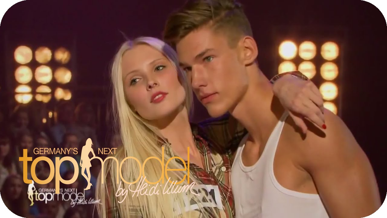 Was and lesbian on germans next top model consider