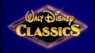 Walt Disney Classics VHS Logo