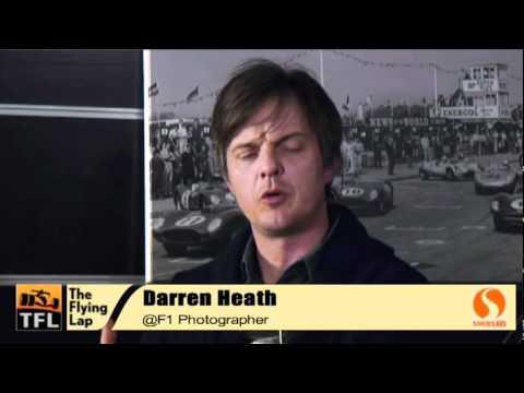 #57 The Flying Lap: F1 Photographer Darren Heath
