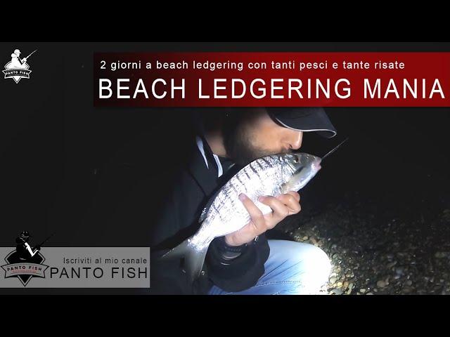 2 Giorni a Beach Ledgering - Tanto pesce e soprattutto tanto divertimento