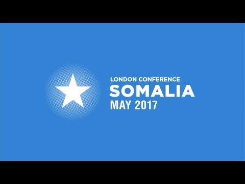 Future for Somalia: London Somalia Conference 2017  LIVE (English)