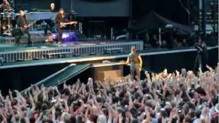 Bruce Springsteen Firenze 2012 - Badlands [HQ] Live @ Florence
