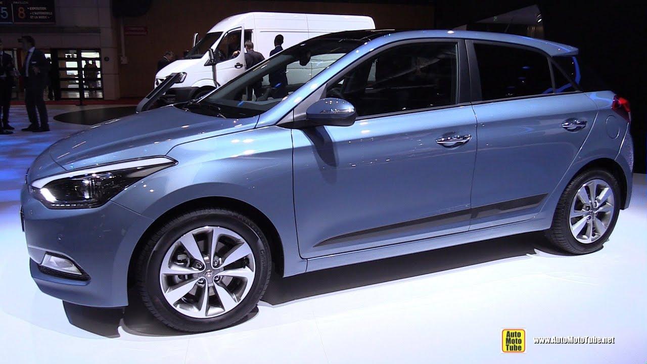 2015 Hyundai I20 New Generation