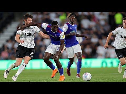 SHORT MATCH HIGHLIGHTS | Derby County v Ipswich Town