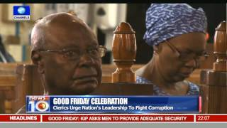 News@10: Christians Advised To Be Selfless And Obedient - 25/03/16 Pt. 1