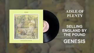 Genesis - Aisle Of Plenty (Official Audio)
