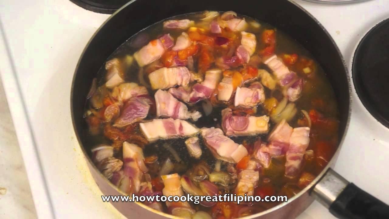 Paano magluto pork pinakbet pork mixed vegetables recipe paano magluto pork pinakbet pork mixed vegetables recipe tagalog pinoy filipino cooking youtube forumfinder Choice Image