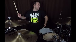 Good Charlotte - Actual Pain - (Drum Cover) mp3
