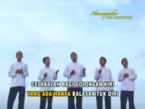 Video Klip Ansyada Gontor - Padang Makhsar - album Dua Kehidupan
