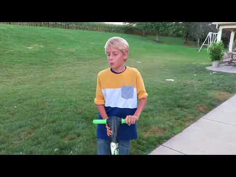 Learning the Pogo Stick