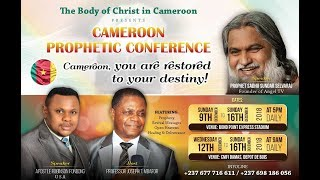 Download Video Prophet Sadhu Sundar Selvaraj - Cameroon Prophetic Conference (Day4): Vision of  Lord About Cameroon MP3 3GP MP4