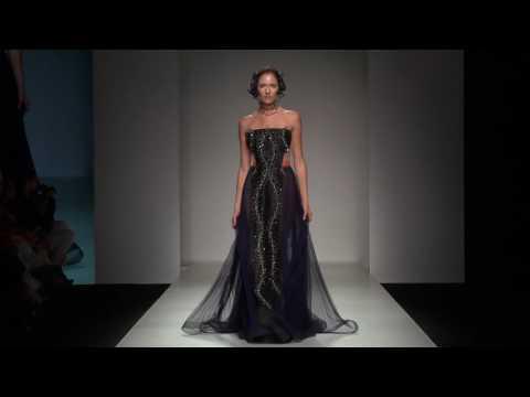 IISE JARA - ARAB FASHION WEEK, Dubai spring summer 2017, Ready Couture