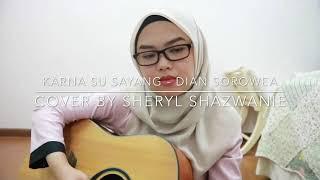 Karna Su Sayang Dian Sorowea ft Near
