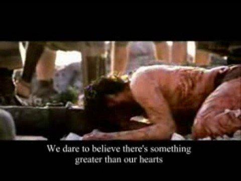 Far Greater Love music video