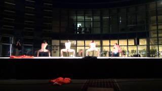2013.08.10 南砺市福野☆ユカタDEダンス☆ダンスコンテスト 伝説の変態カルテット~DHQ~