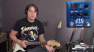 NUX JTC Drum&Loop Pro Demo by Dutch Guitar Dude