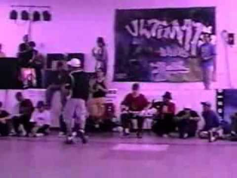 Intro - ULTIMATE B.BOYS BATTLE 2004 - SUZANO - SP