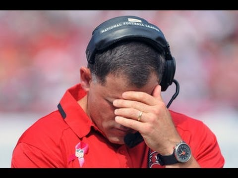Greg Schiano Kneel Down, Josh Freeman - Fired?