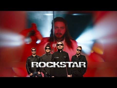 Post Malone - rockstar ft. 21 Savage & Nickelback (mashup/remix)