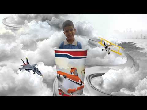 Aviões Disney TRAVEL_VIDEO