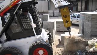 Мини погрузчик Bobcat Forway + гидромолот(В наличии новые мини погрузчики Bobcat (Forway) + гидромолот. Технология изготовления мини погрузчика Forway аналоги..., 2014-04-24T18:27:12.000Z)