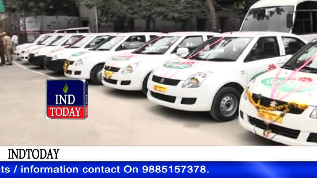 GHMC Mayor Majid Hussain launches Driver cum owner scheme   GHMC Car ...