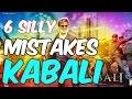 ❤ KABALI MOVIE ❤ 6 Silly Mistakes in Kabali Movie || Hindi Movie mistakes