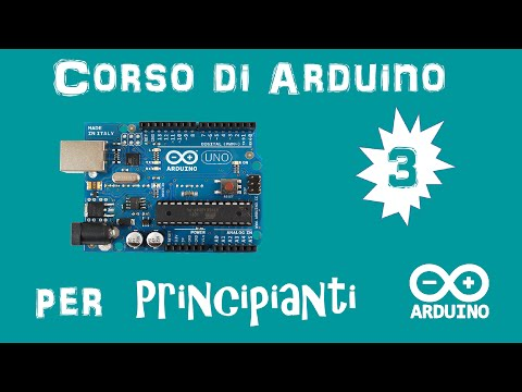Arduino Tutorial ITA #3: Variabili e primo LED esterno from YouTube · Duration:  13 minutes 10 seconds