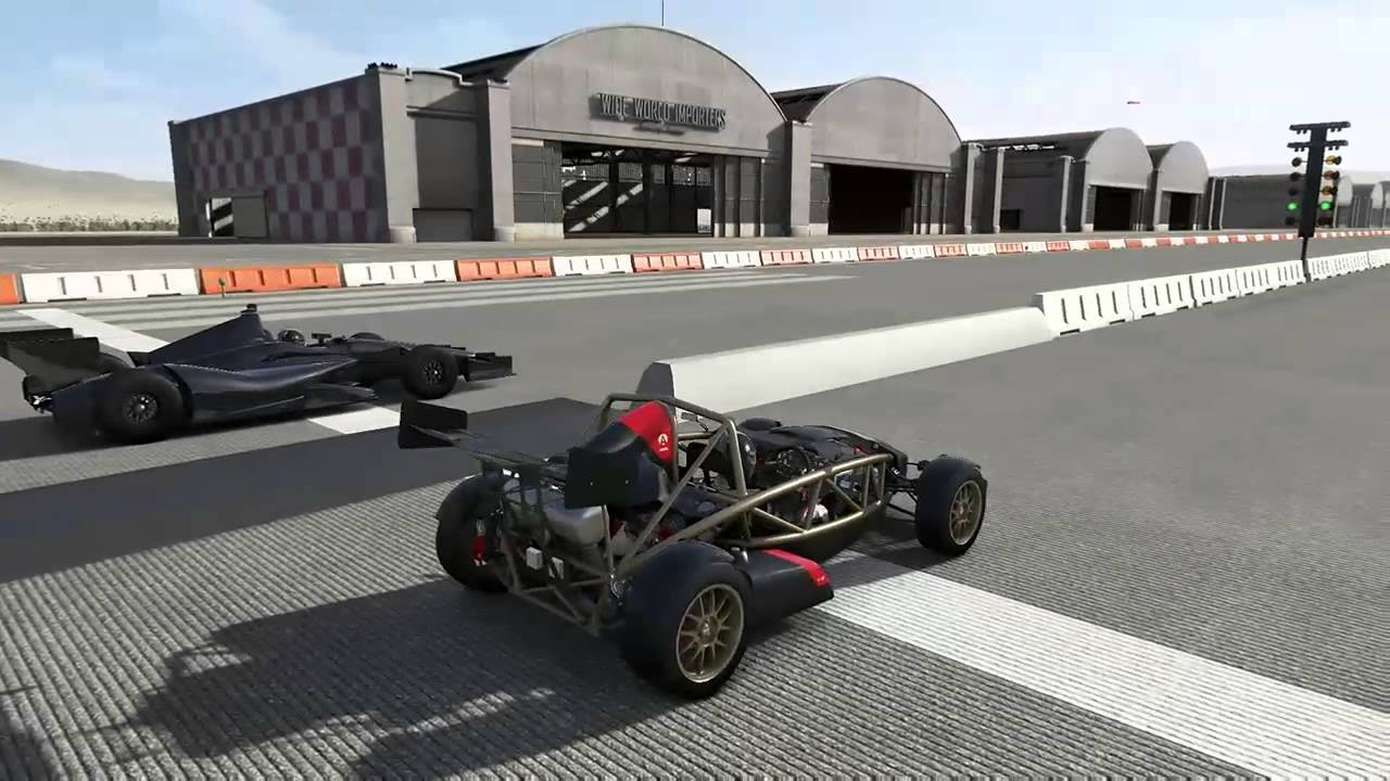 forza 5 ariel atom drag car wheelie car with link to car build youtube. Black Bedroom Furniture Sets. Home Design Ideas